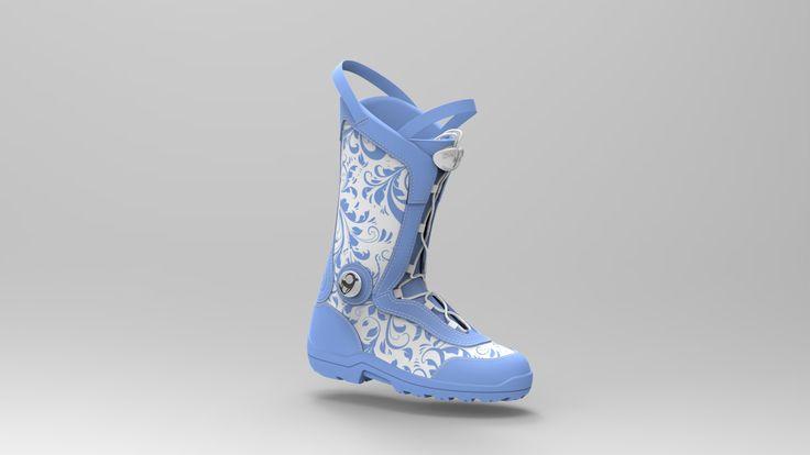 New DAHU boots ! LadyO !
