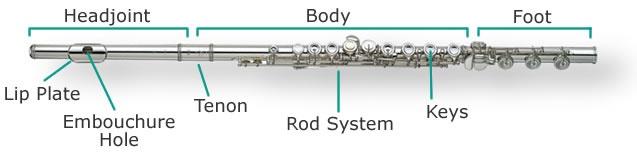 flute on pinterest : flute diagram - findchart.co