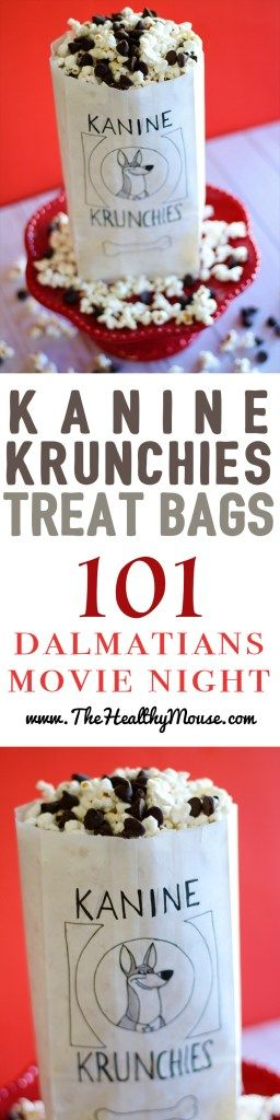 Have a 101 Dalmatians Disney movie night with Kani…
