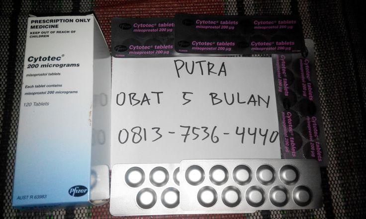 Jual obat aborsi 5 bulan misoprostol cytotec 200mcg original Pfizer.Tersedia dalam paket tuntas dan paket standar.Bebas efek samping dan tanpa perlu kiret ke dokter.Proses cepat 3-8 jam setelah pemakaian langsung gugur. (PUTRA) Hp : 081375364440 Pin : 3246C2C5 http://caraaborsi.net/obat-aborsi-5-bulan/