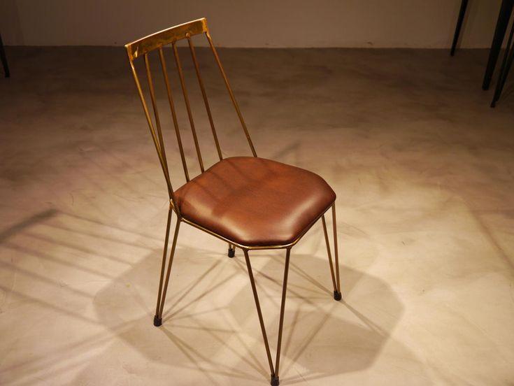 139 best images about mesas y sillas de estilo atemporal y - Sillas de hierro ...