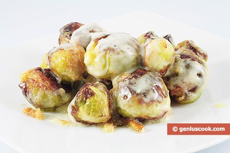 The Brussels Sprouts with Cheese Recipe | Dietary Cookery | Genius cook - Healthy Nutrition, Tasty Food, Simple Recipes