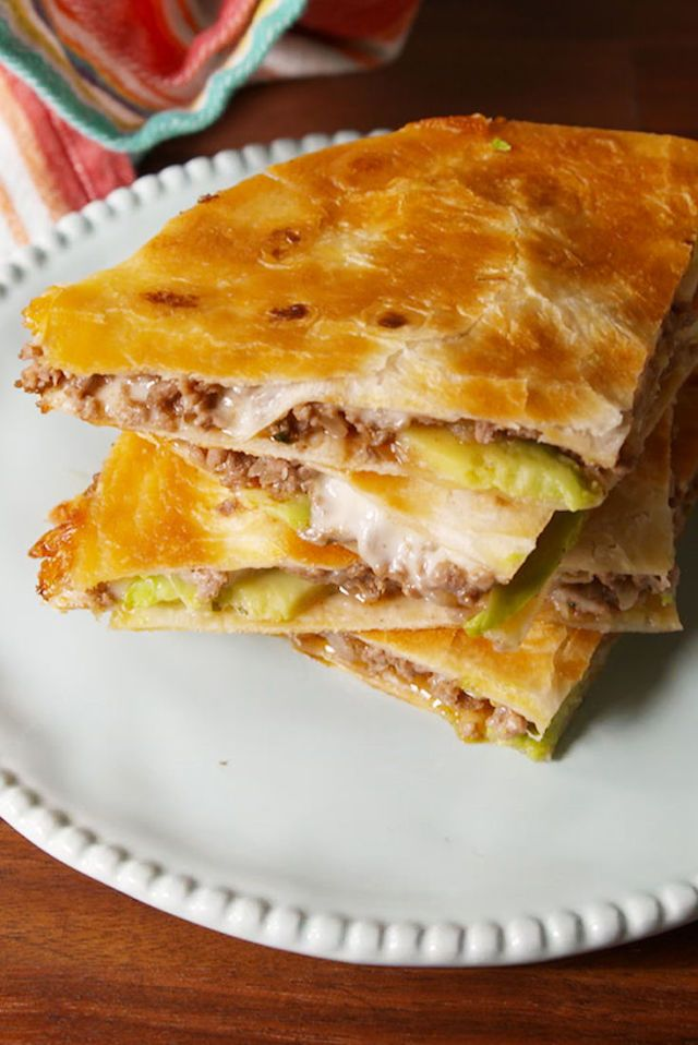 How to Make the Best Quesadilla You've Ever Tasted  - Delish.com