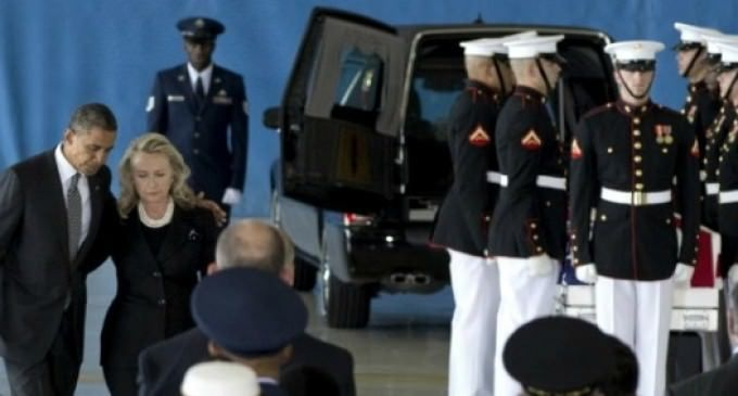 State Dept Records Reveal an 'Absent' Obama and 'Unresponsive' Hillary on Night of Benghazi Attack