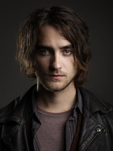 Peter - my all time favorite Gypsy Werewolf. Landon Liboiron from Hemlock Grove.