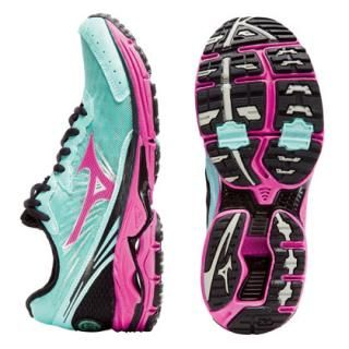 Best Running Shoes: Mizuno Wave Rider 16 - SHAPE Shoe Guide 2013: The Best Athletic Shoes for Women - Shape Magazine