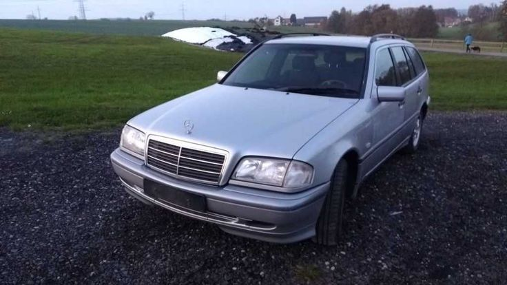 Mercedes C Klasse Kombi TÜV Neu   Check more at https://0nlineshop.de/mercedes-c-klasse-kombi-tuev-neu/
