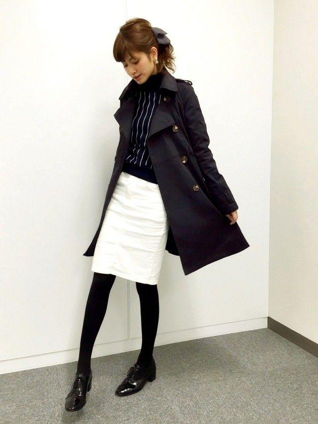 プチプラで優秀♡UNIQLOとGUの白デニムスカートが話題♡ - Locari(ロカリ)