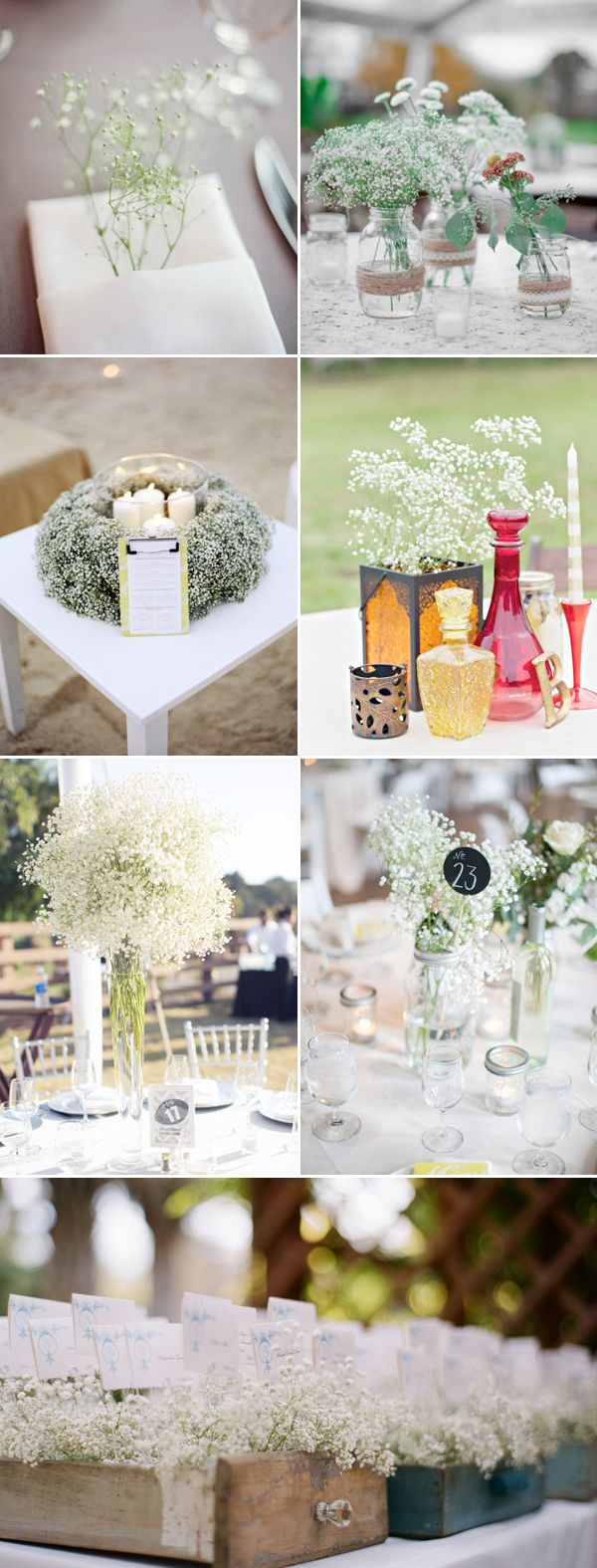 65 best images about baby 39 s breath wedding in bali on for Bali wedding decoration ideas
