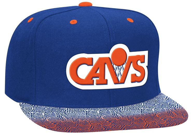 Court Vision Snapback Cleveland Cavaliers - Mitchell & Ness