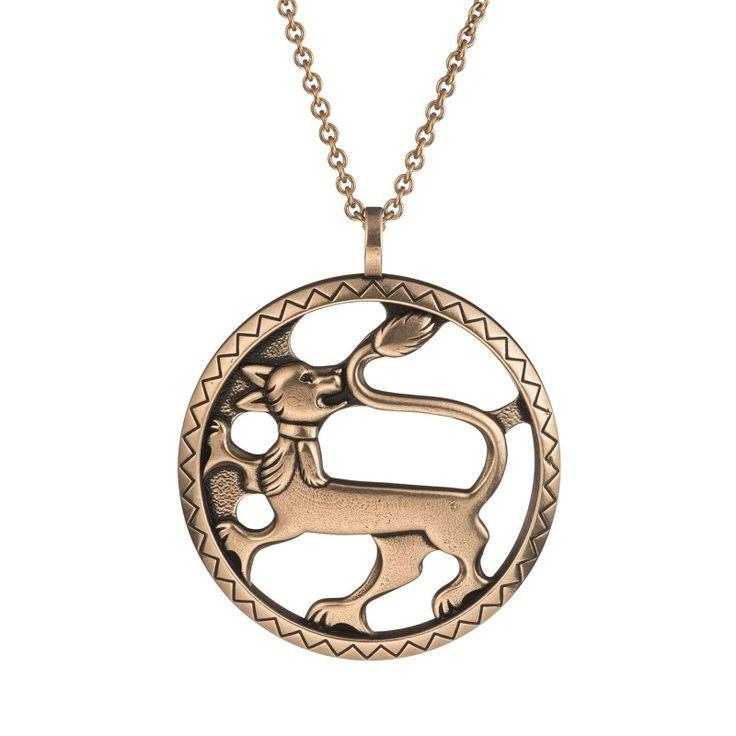 Kalevala Jewelry Kalevala KoruGallant pendant / Uljas-riipus