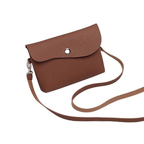 caf7c8ac4e72 ZOMUSA Clearance! ZOMUSA Fashion Women Leather Handbag Crossbody ...