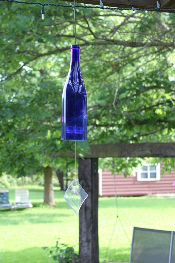 17 best images about wind chimes on pinterest dragon Wine cork birdhouse instructions