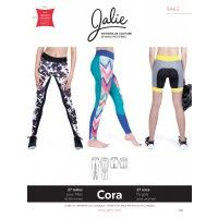Jalie Pattern 2662 Cora Running Tights and Shorts