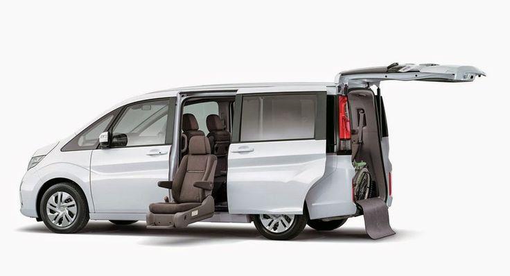 New Honda StepWGN, Mobil MPV Bermesin 1.5L Turbo ~ Info Otomotif