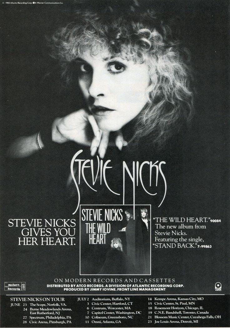buckingham nicks ff | Buckingham nicks, My favorite music ...
