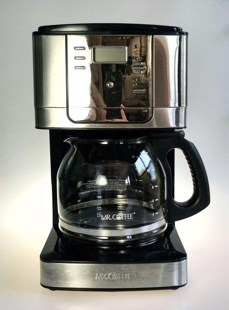 Best 25+ Mr coffee maker ideas on Pinterest Iced coffee machine, Iced coffee maker and Things ...