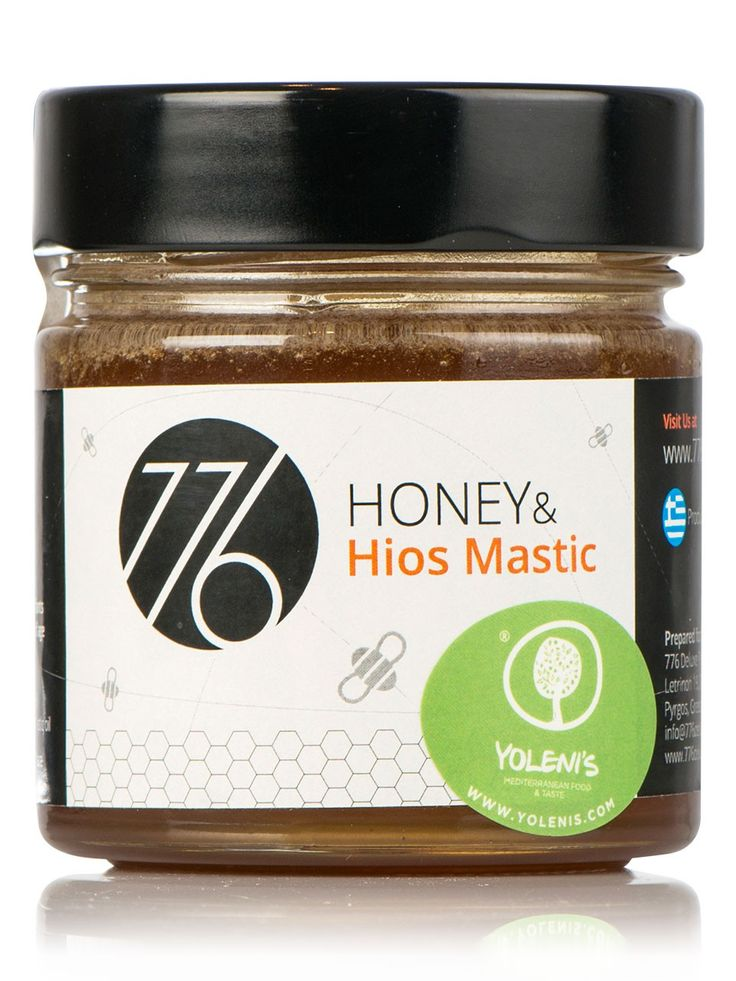"Honey with Hios Mastic ""776"" 8.8oz"