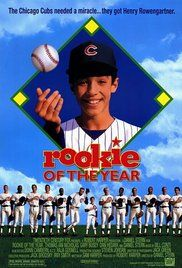 Xmovies8 Rookie Of The Year. When an accident miraculously gives a boy an incredibly powerful pitching arm, he becomes a major league pitcher for the Chicago Cubs.