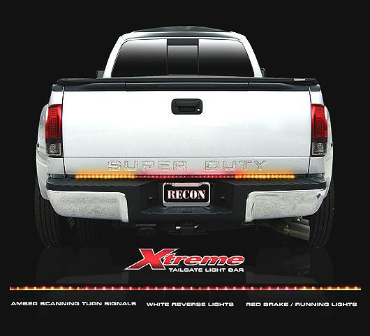 "Recon 60"" Xtreme Scanning Tailgate LED Light Bar 26416X"