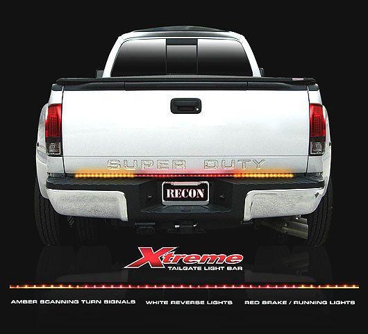 "Recon 60"" Xtreme Scanning Tailgate LED Light Bar 26416X"