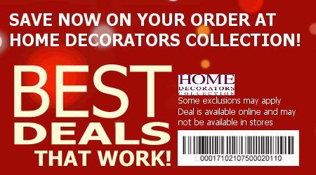 Home decorator coupon code