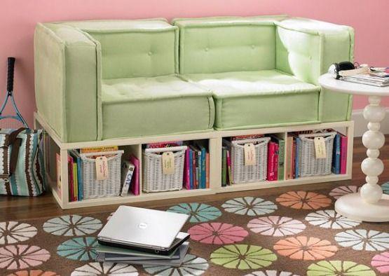 Bookcase Chair / Sofa