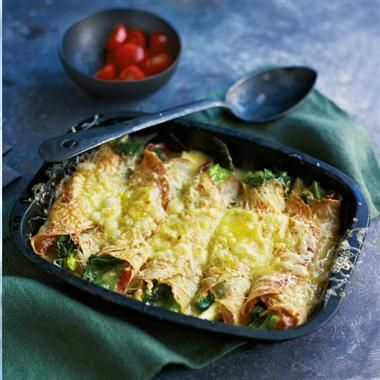 Savoury pancake recipes | delicious. Magazine food articles & advice