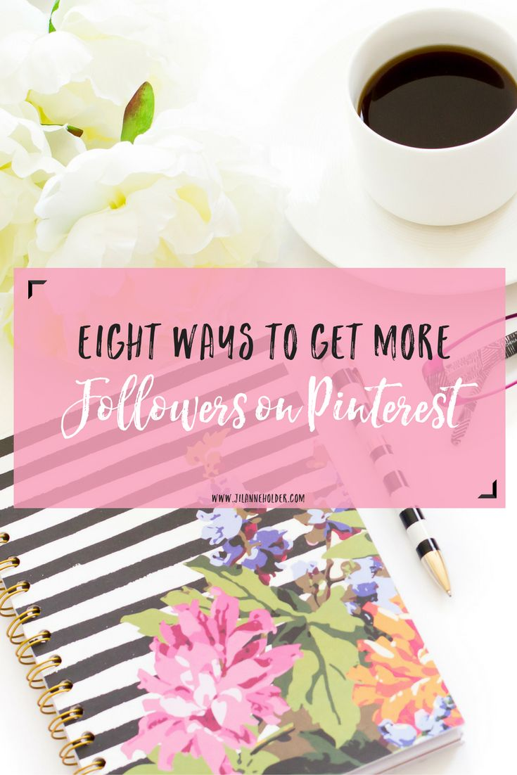Getting more followers on Pinterest isn't much different from any other social…