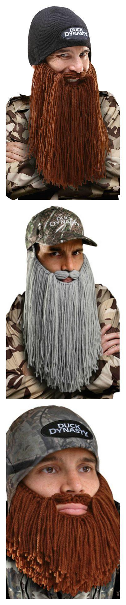 Duck Dynasty Beard Hats - Keep Your Face Happy, Happy, Happy