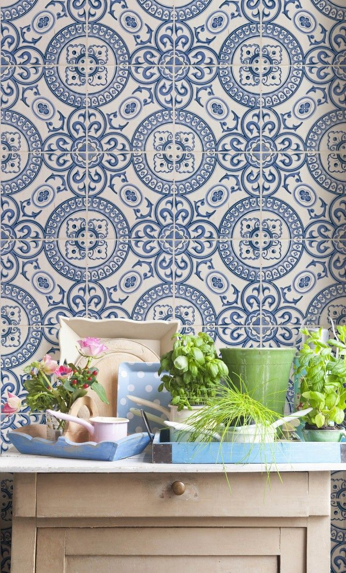 Milton and King Australian Wallpaper Manufacturers Tile