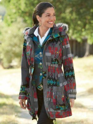 Pendleton Woolen Mills Blanket Anorak Put Your Best