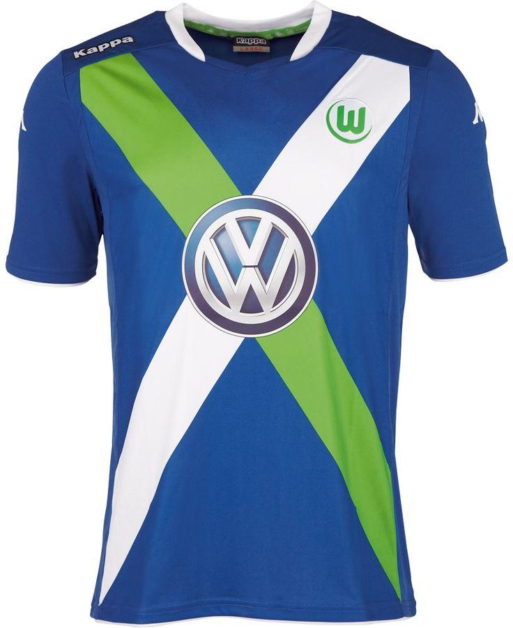 VfL Wolfsburg 2014-15 Kappa Third
