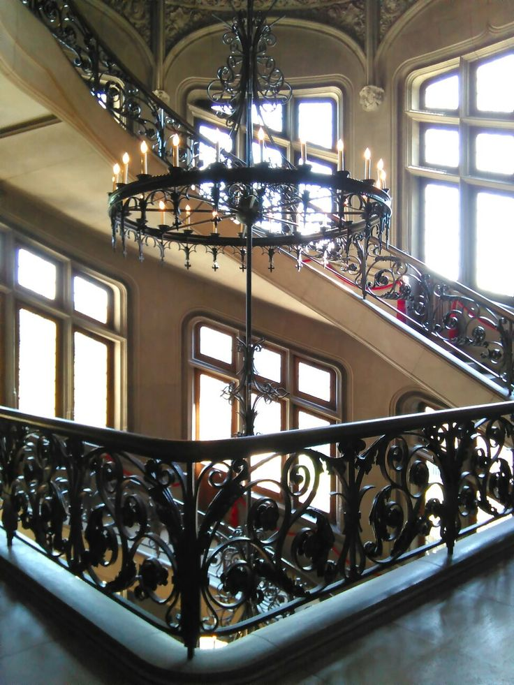 16 Best Images About Biltmore Estate Grand Staircase On