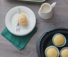 Lemon Cupcakes with Citrus Syrup | Official Thermomix Recipe Community