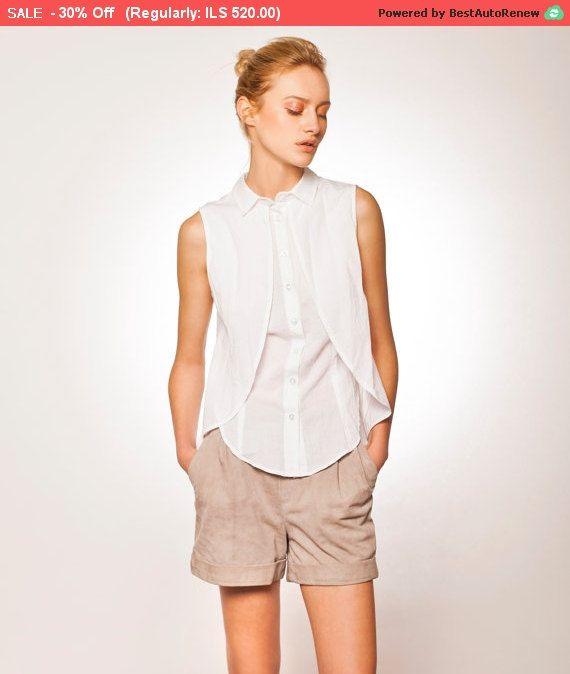 Best 25  White cotton blouse ideas on Pinterest | White shirts ...