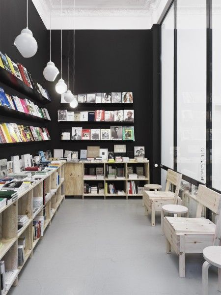 Reform Kitchen / Berlin guide / Inspiration /  Do you read me ?! Reading room, Berlin / Book shop