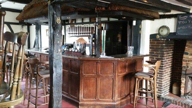 Thatched bar to be removed