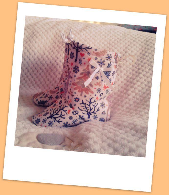 Baby winter boots - warm till spring