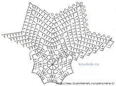 схема восьмиуголька
