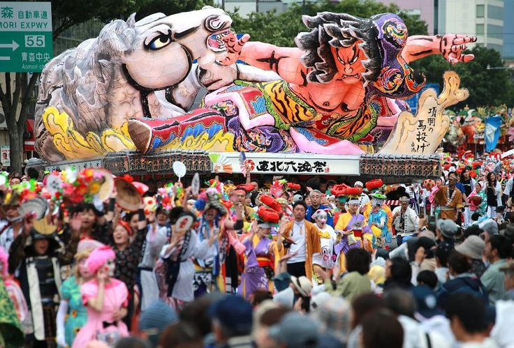 東北最高潮「六魂祭」閉幕、2日間で約27万人の観客 - 産経フォト #東北六魂祭 #東北 #祭り
