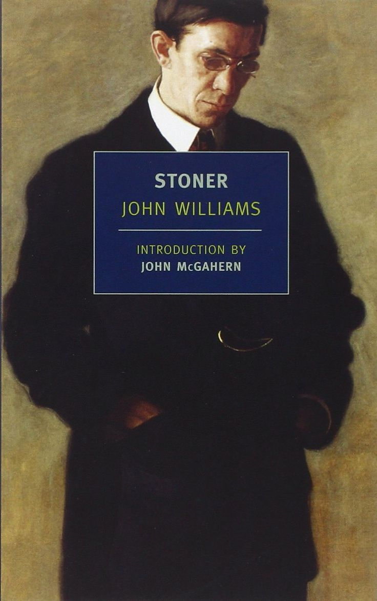 Stoner by John Williams has been called a perfect novel. Written in the '60s, it was recently reissued by the New York Review of Books. Stoner is an unremarkable classics professor who loves working at a dreary university. He's married to an ice princess who emasculates him at every turn, but teaching brings him joy as does the young woman with whom he embarks on a love affair. Simply and elegantly written, Stoner reminds us that books don't need big stories to make big impressions.   - ...