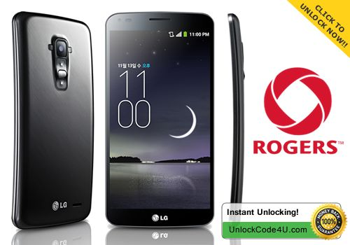 Instant Unlocking for LG G Flex by Unlock Code from Rogers https://www.unlockcode4u.com/en/unlock-LG/G-Flex