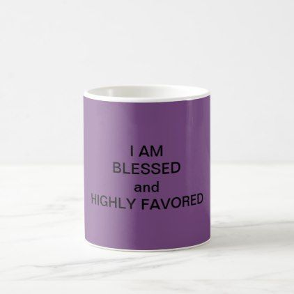 Purple Coffee Cup - coffee custom unique special
