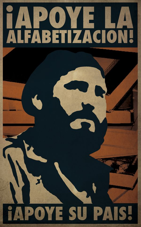 Cuban Propaganda Posters on Behance