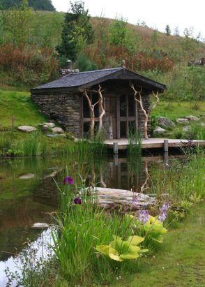 Waterside Cabin