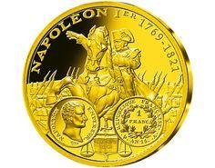 Pièce en or Napoléon 1er | stefm.fr