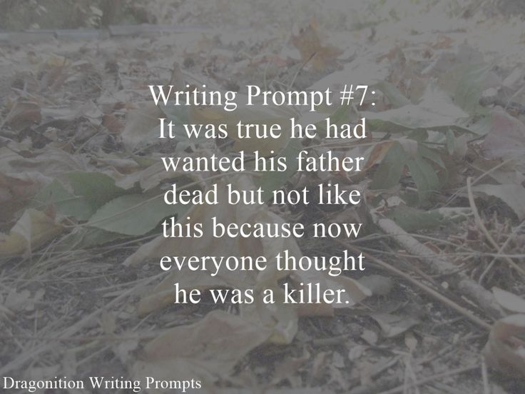 Writing Prompt Dragonition 7