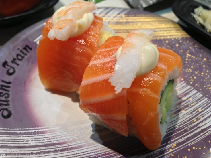 Sushi train again