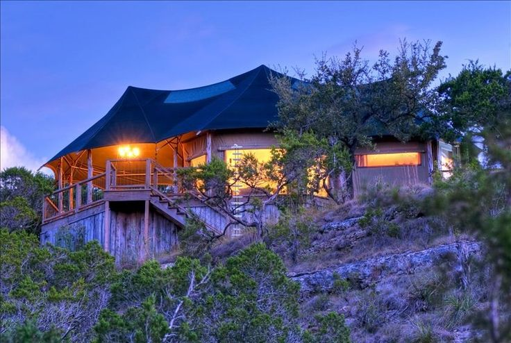 Cabin vacation rental in wimberley from for Texas hill country cabin